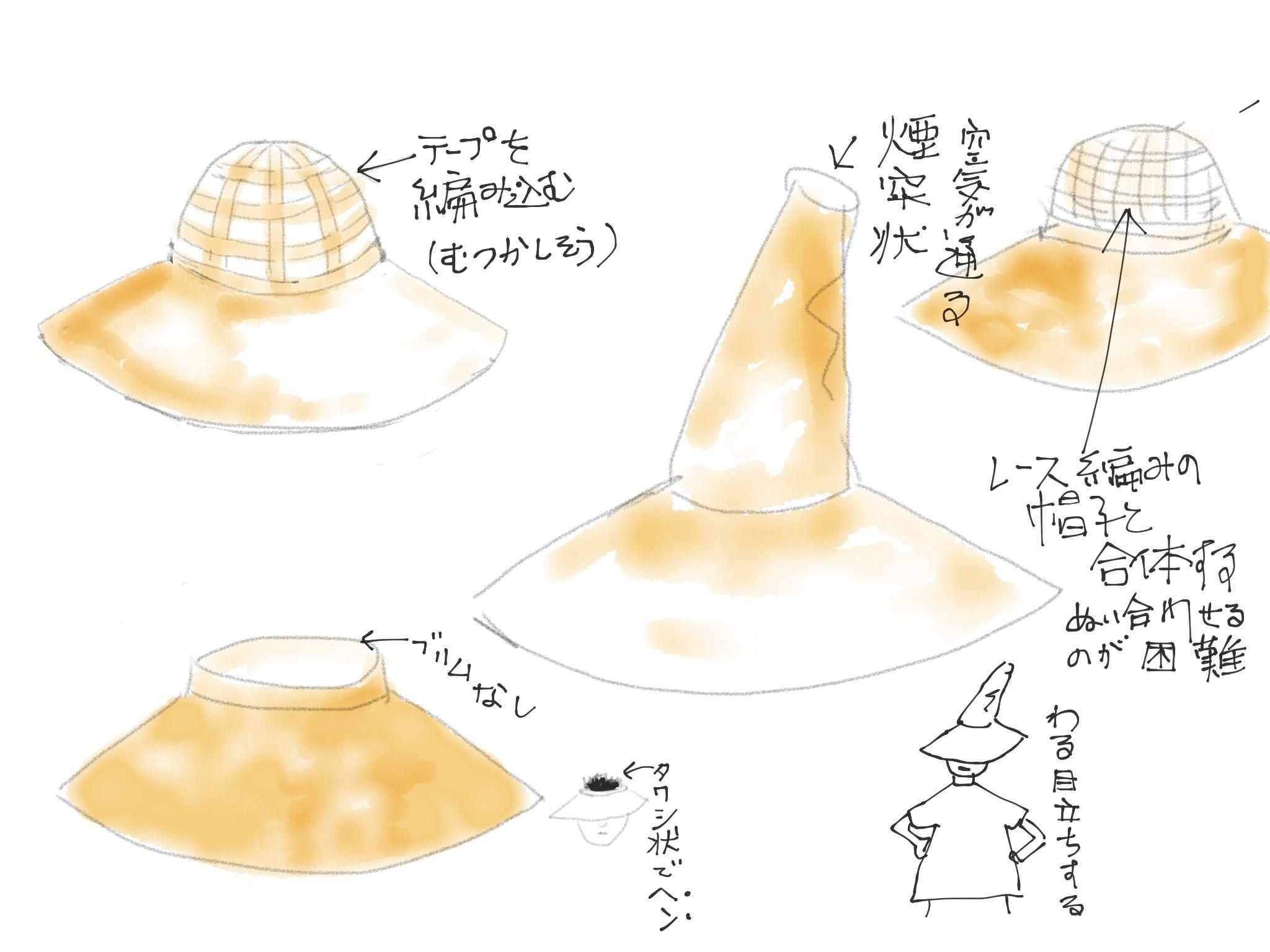 涼しい帽子を作ろうとしたときの思考回路_d0101846_06425653.jpg