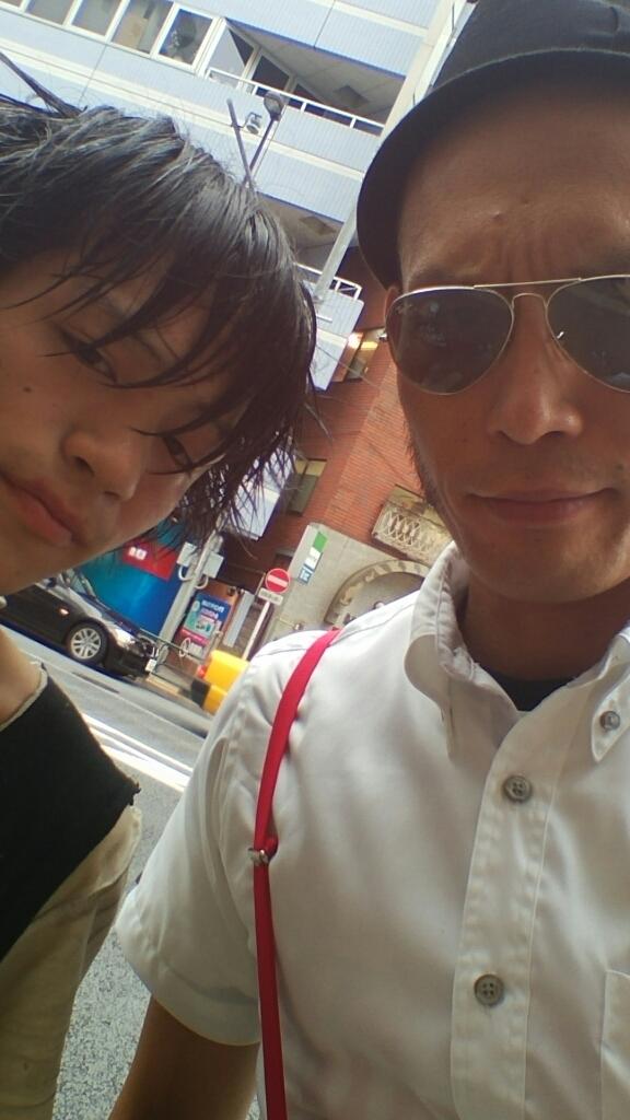 新宿中野おつかれしたー&週末は幡ヶ谷‼_c0308247_20450259.jpg