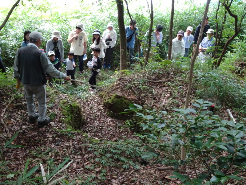 第1回「うみべの森でカブトムシを探そう!」_c0108460_01083046.jpg