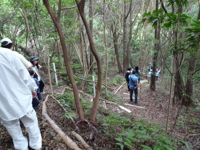 第1回「うみべの森でカブトムシを探そう!」_c0108460_01083616.jpg