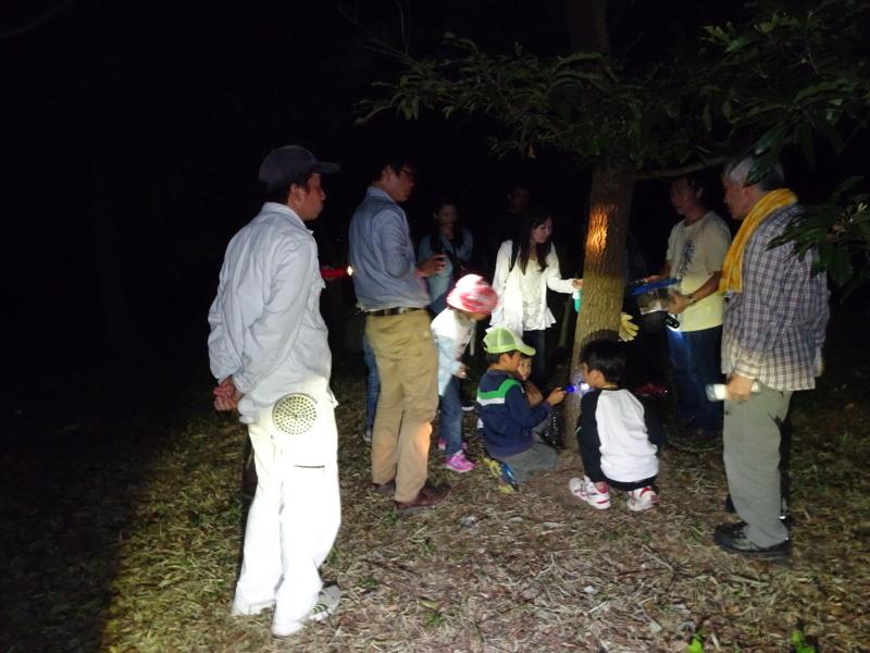 第1回「うみべの森でカブトムシを探そう!」_c0108460_01203958.jpg