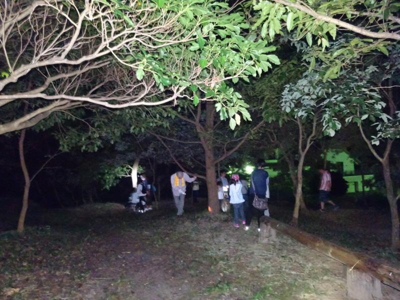 第1回「うみべの森でカブトムシを探そう!」_c0108460_01204160.jpg