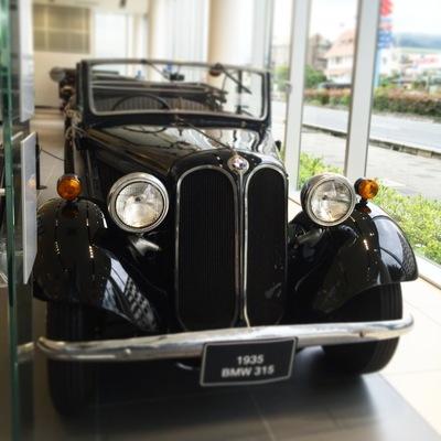 1935年式 BMW 315/4 Cabriolet _b0196566_1783884.jpg