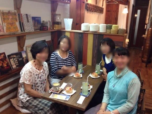 洋裁教室  『Work shopひとつ屋+cafe』がオープンしました☆_d0318597_22135879.jpg