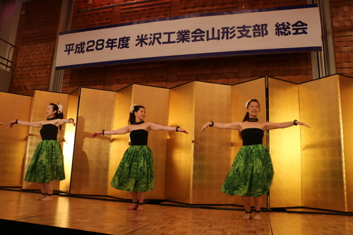 平成28年度米沢工業会山形支部懇親会・2_c0075701_1834831.jpg