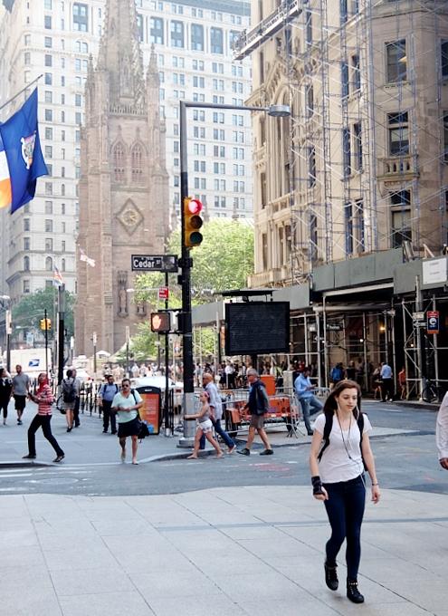 ロウアーマンハッタンでパブリック・アート巡りお散歩(その2)_b0007805_22225228.jpg