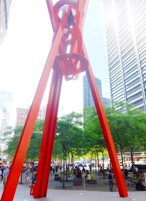 ロウアーマンハッタンでパブリック・アート巡りお散歩(その2)_b0007805_22241294.jpg