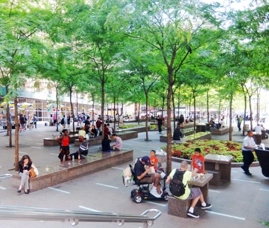 ロウアーマンハッタンでパブリック・アート巡りお散歩(その2)_b0007805_22242561.jpg
