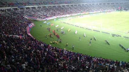 2016JリーグDivision1 2ndステージ第4節 FC東京 - 柏レイソル_b0042308_1025482.jpg