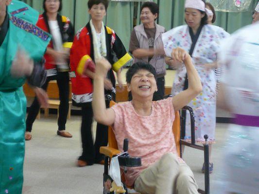 7/17 聖愛園夏祭り_a0154110_14561436.jpg