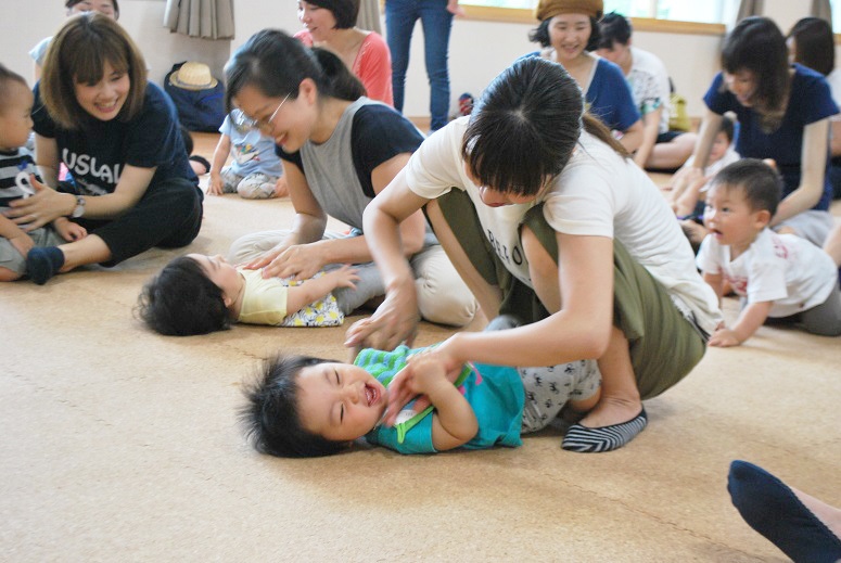 赤ちゃんの月まいり 28文月_f0067122_09250186.jpg