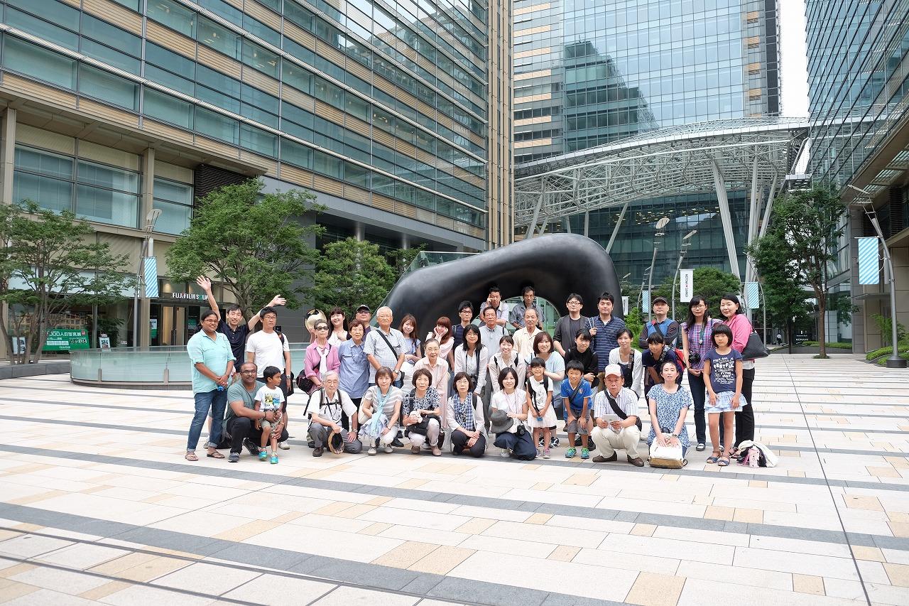 3万人の写真展見学に東京へ!_f0221724_12583914.jpg