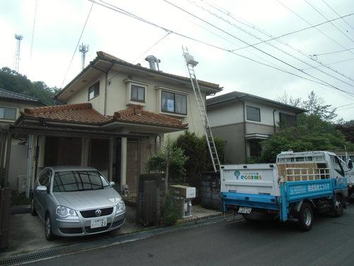N様邸(佐伯区杉並台)太陽光発電システム工事_d0125228_6474921.jpg