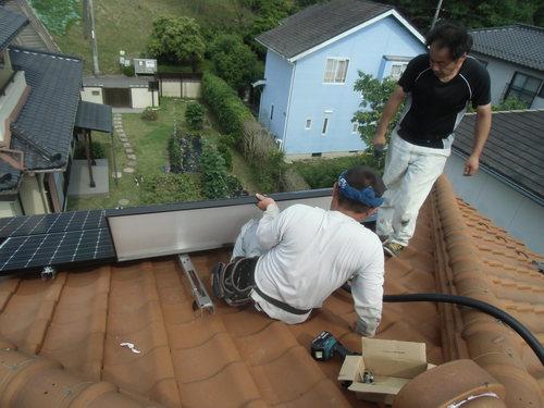 N様邸(佐伯区杉並台)太陽光発電システム工事_d0125228_6534511.jpg