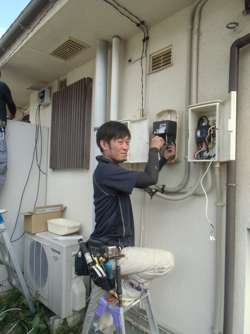 N様邸(佐伯区杉並台)太陽光発電システム工事_d0125228_654372.jpg