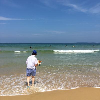 2016 海 (かぁちゃん編)_f0035333_20165417.jpg