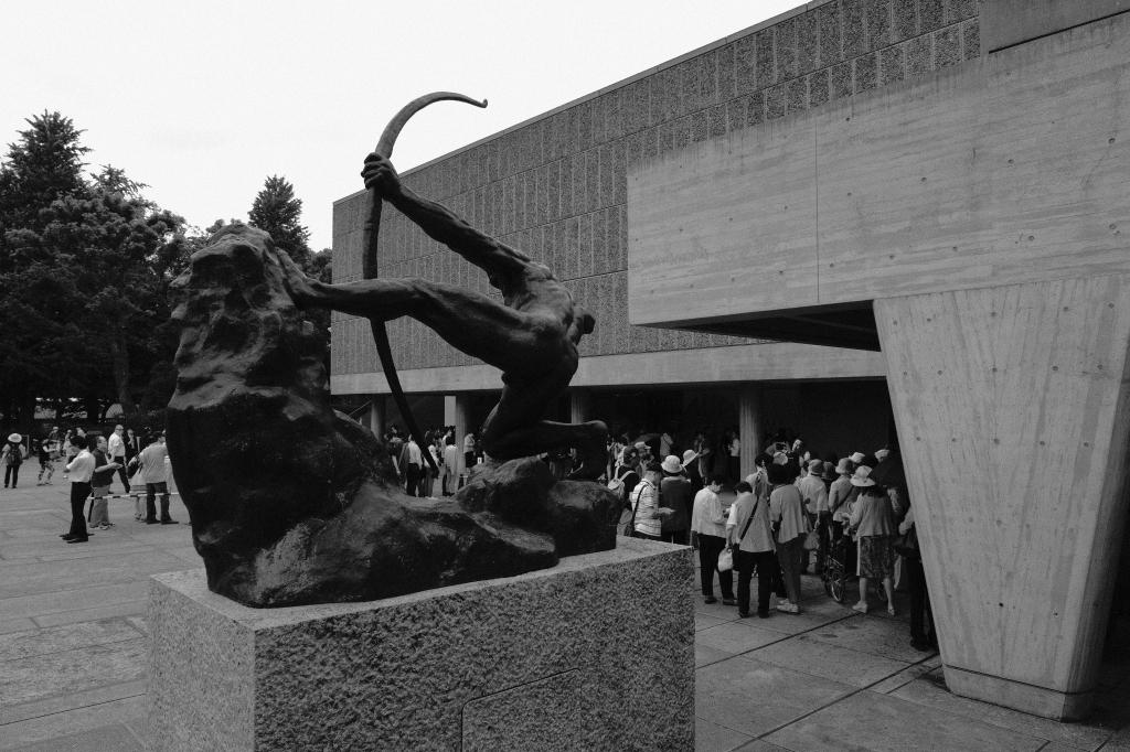 祝 上野・国立西洋美術館 世界遺産登録_f0050534_23171430.jpg