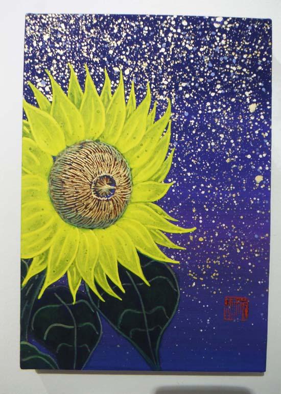 ギャラリーアートスープ企画展「夏の星まつり」PARTⅡ(The exhibition landscape PARTⅡ)_e0224057_18394498.jpg