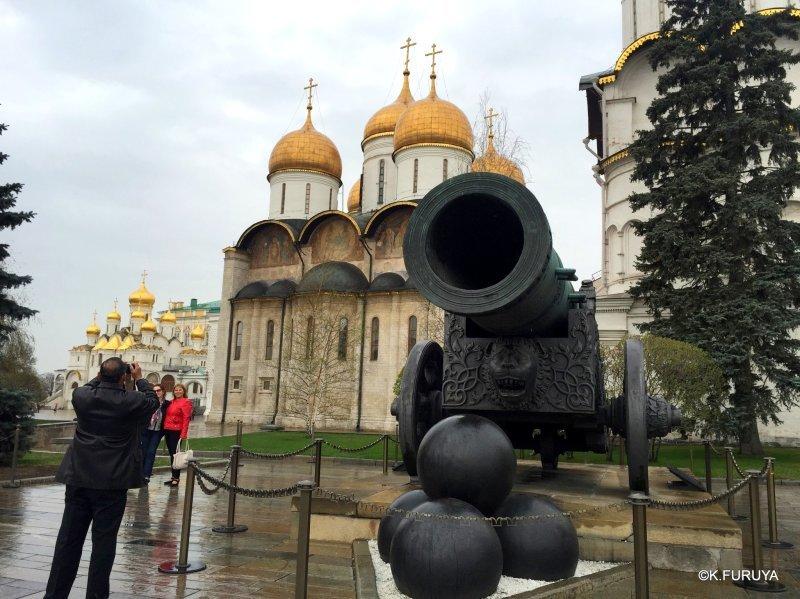 ロシアの旅 20 クレムリン_a0092659_23285154.jpg