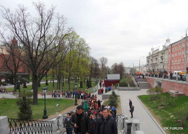 ロシアの旅 20 クレムリン_a0092659_23312998.jpg