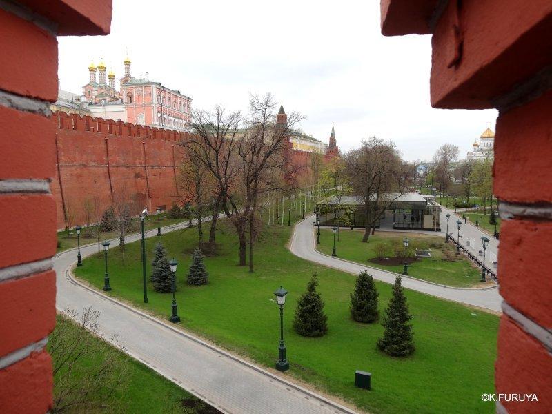 ロシアの旅 20 クレムリン_a0092659_23320338.jpg