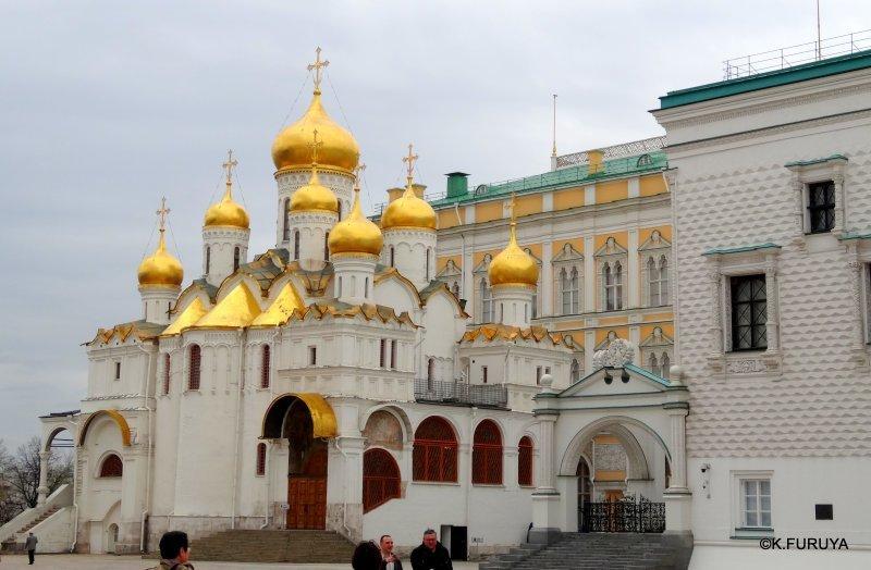 ロシアの旅 20 クレムリン_a0092659_23333648.jpg