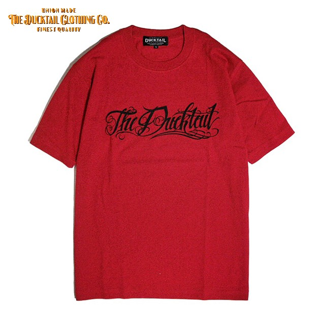 "DUCKTAIL CLOTHING ""Rie la fortuna viene\""全サイズ入荷 & 今月の予定_c0187573_612812.jpg"