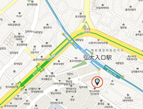 ソウル、弘大(ホンデ)の美味しいお店2軒 可愛いモダン韓国料理屋さんと、おつまみ天国_a0223786_16593746.jpg