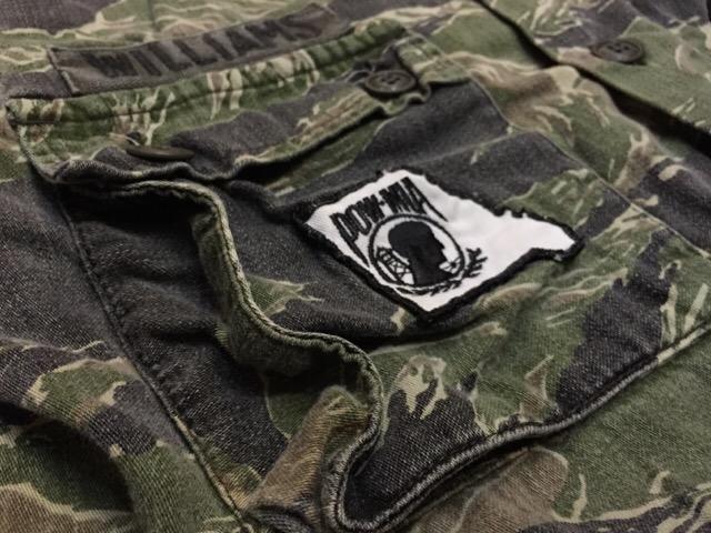 7月20日(水)大阪店ヴィンテージ&スーペリア入荷!#4 Military編Part2!70\'sShadowTigerStripe!(大阪アメ村店)_c0078587_2255387.jpg