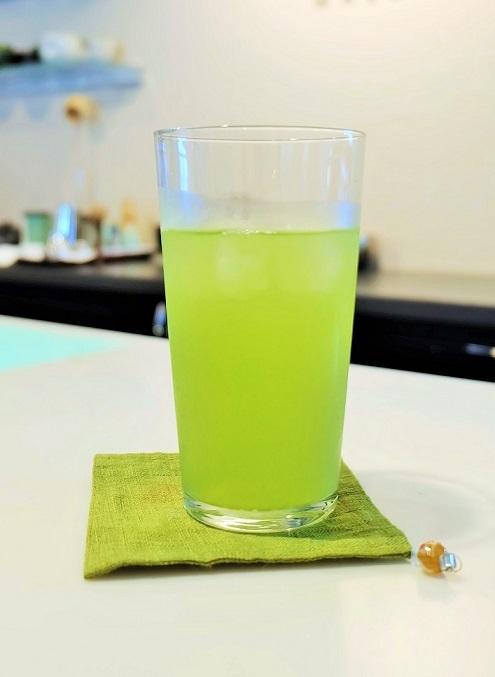 トロピカル緑茶も登場です。_c0335087_17590553.jpg