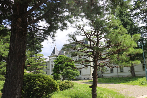 米沢キャンパスの昼下がり、 7月18日(小暑・末候) 鷹乃学を習う_c0075701_12472219.jpg