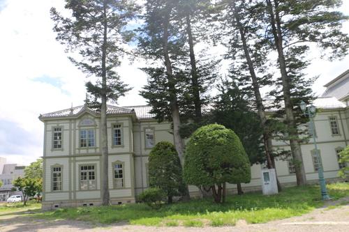 米沢キャンパスの昼下がり、 7月18日(小暑・末候) 鷹乃学を習う_c0075701_1247252.jpg