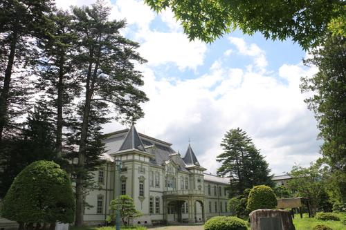 米沢キャンパスの昼下がり、 7月18日(小暑・末候) 鷹乃学を習う_c0075701_12472963.jpg