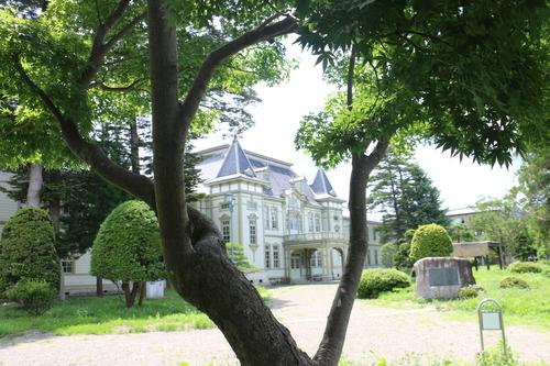 米沢キャンパスの昼下がり、 7月18日(小暑・末候) 鷹乃学を習う_c0075701_12473225.jpg