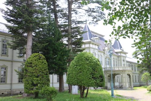 米沢キャンパスの昼下がり、 7月18日(小暑・末候) 鷹乃学を習う_c0075701_12473425.jpg