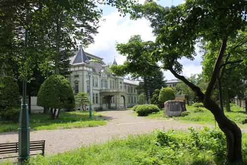 米沢キャンパスの昼下がり、 7月18日(小暑・末候) 鷹乃学を習う_c0075701_12473739.jpg