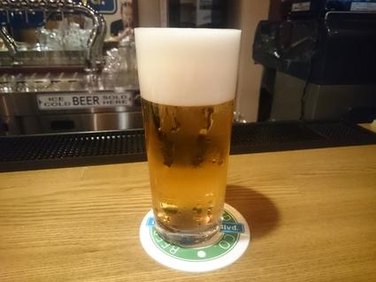 7/16 Brasserie Beer Blvd. (ブラッセリー ビア ブルヴァード) @新橋_b0042308_117592.jpg