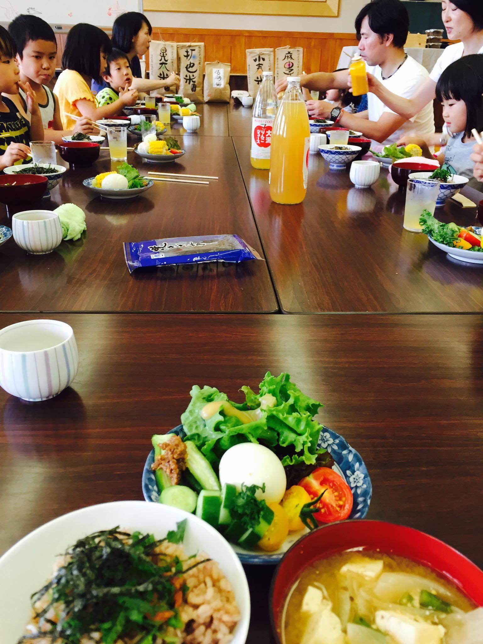 16日*TANBO DE ASOBO 大潟村 森田農園さんにて!!_e0197227_16273698.jpg