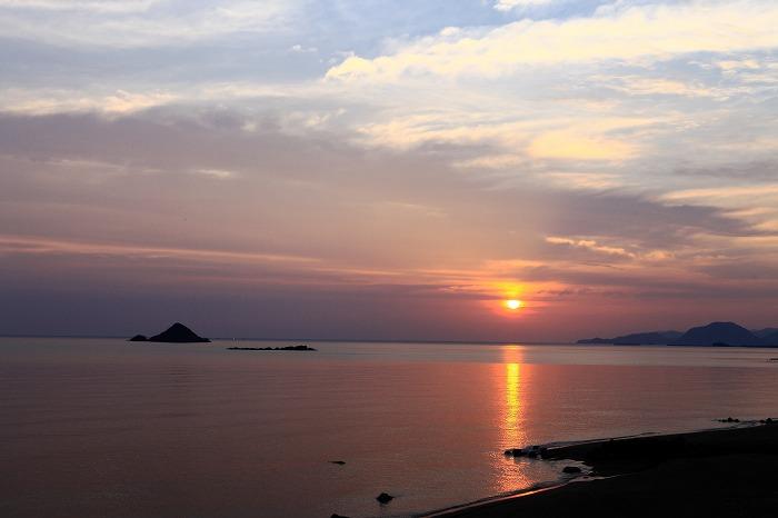 静かな夜明け_a0294534_19202226.jpg