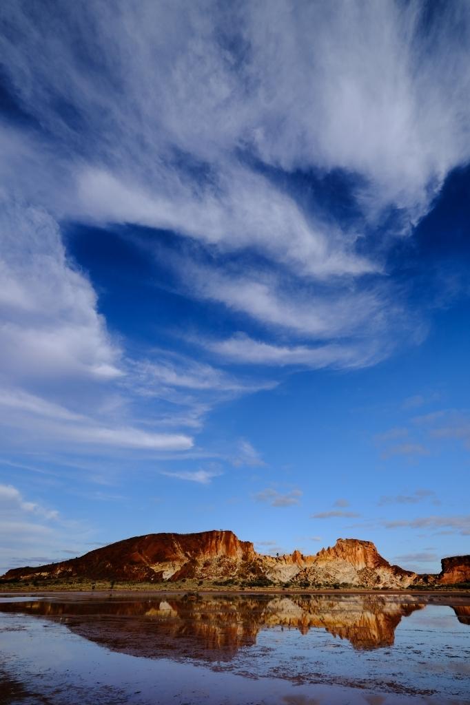 砂漠の水辺 レインボーバレー  オーストラリア_f0050534_08450914.jpg