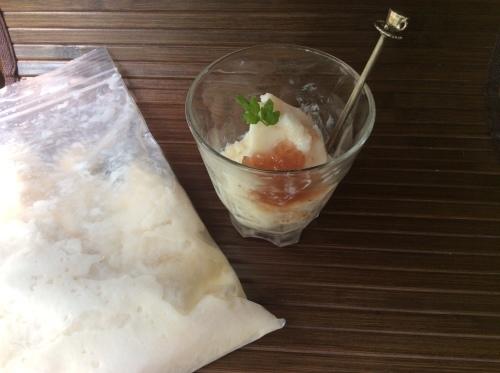 生姜シロップからの〜生姜糖_b0346442_15573952.jpeg