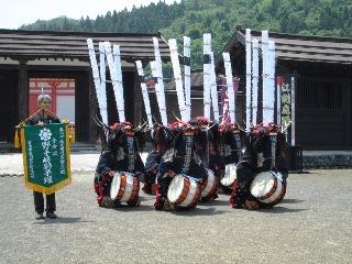 江刺鹿踊(えさしししおどり)_d0348249_13512965.jpg
