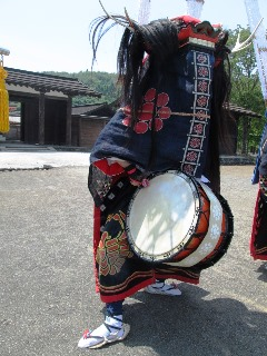 江刺鹿踊(えさしししおどり)_d0348249_13521086.jpg