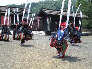 江刺鹿踊(えさしししおどり)_d0348249_13525626.jpg