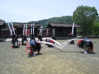 江刺鹿踊(えさしししおどり)_d0348249_13531561.jpg