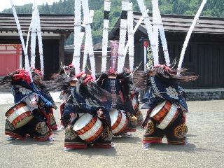 江刺鹿踊(えさしししおどり)_d0348249_13533744.jpg