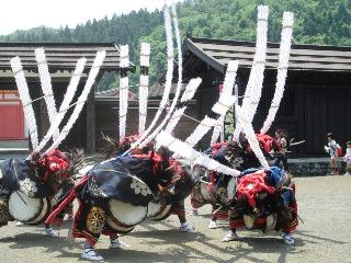 江刺鹿踊(えさしししおどり)_d0348249_13535712.jpg
