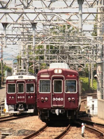 阪急箕面線  3060F 廃車回送_d0202264_10364197.jpg