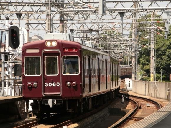 阪急箕面線  3060F 廃車回送_d0202264_10364566.jpg