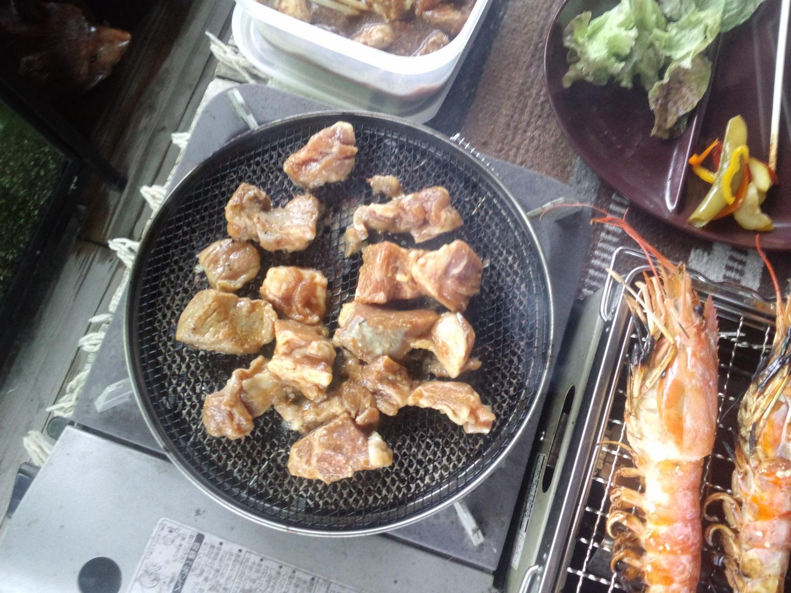 超豪華BBQ!_a0160770_7173964.jpg
